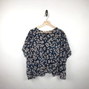 Collective Concepts Smock Blouse
